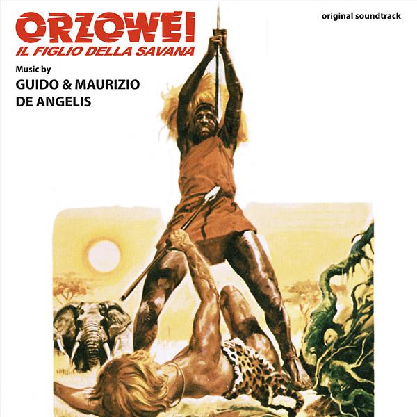 ORZOWEI IL FIGLIO DELLA SAVANA (LP)