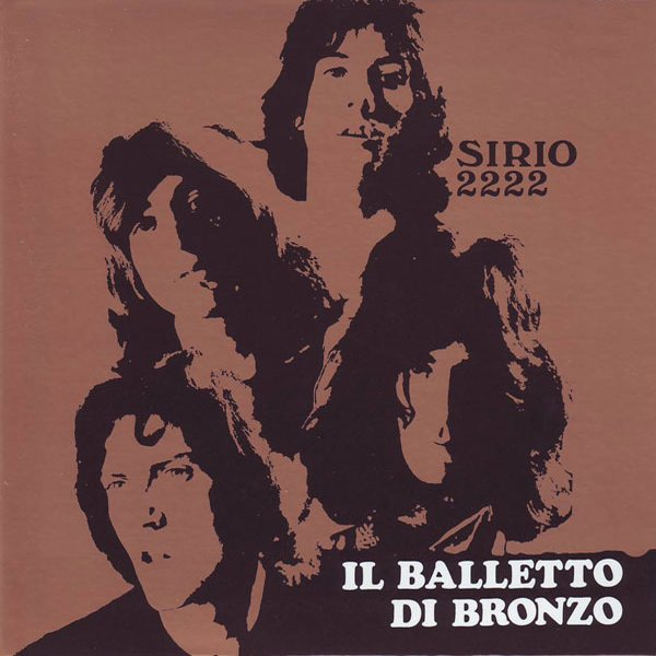 il balletto di bronzo - Sirio 2222 (Lp)