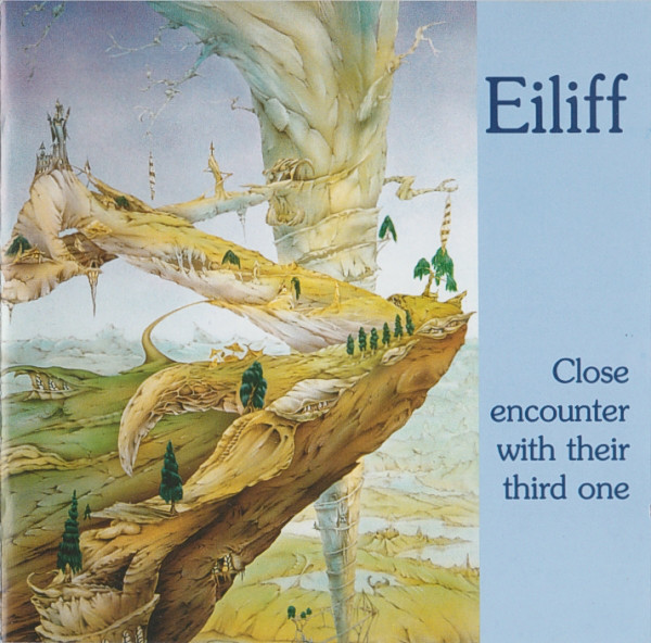 Close encounter with their third one (Lp)