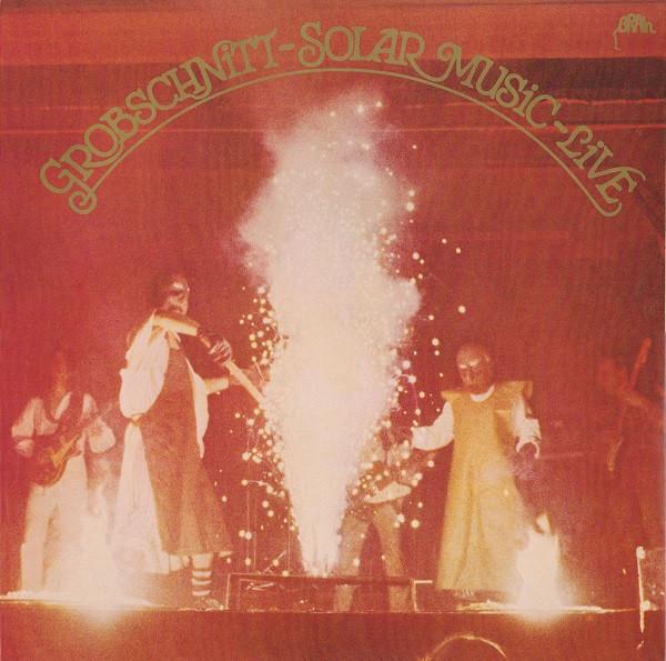 SOLAR MUSIC - LIVE (LP)