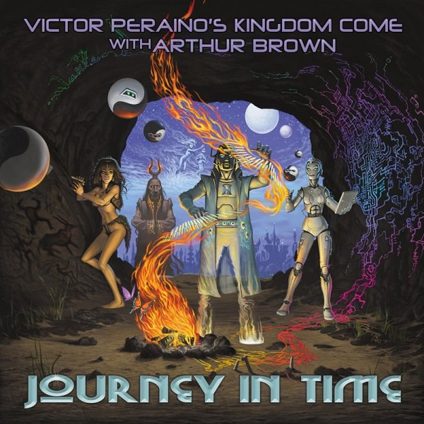 JOURNEY IN TIME (LP)