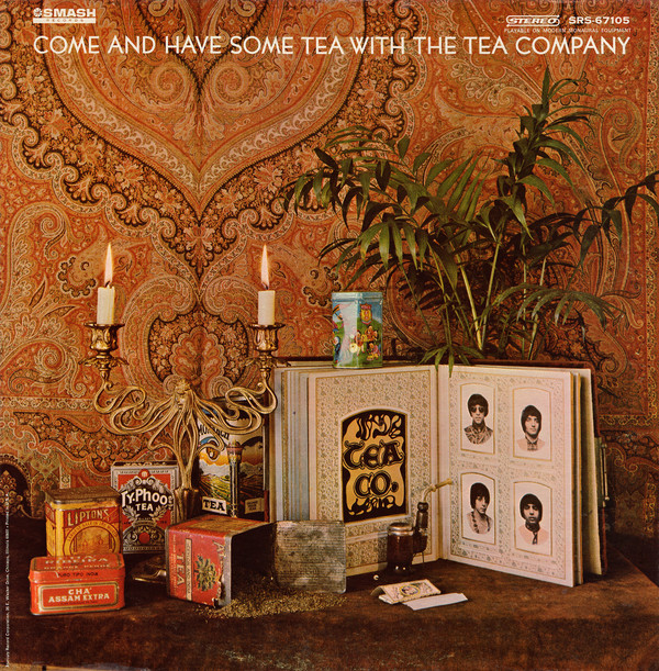 COME AND HAVE SOME TEA WITH THE TEA COMPANY (LP)