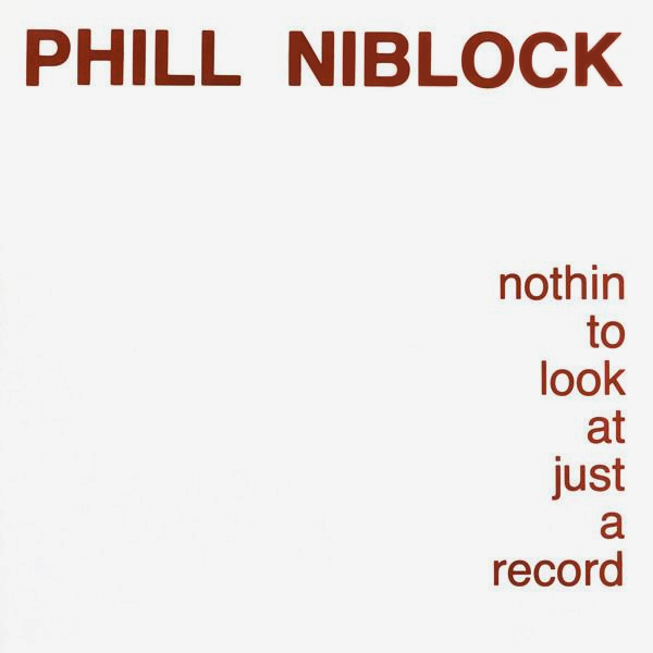 Nothin To Look At Just A Record (Lp)