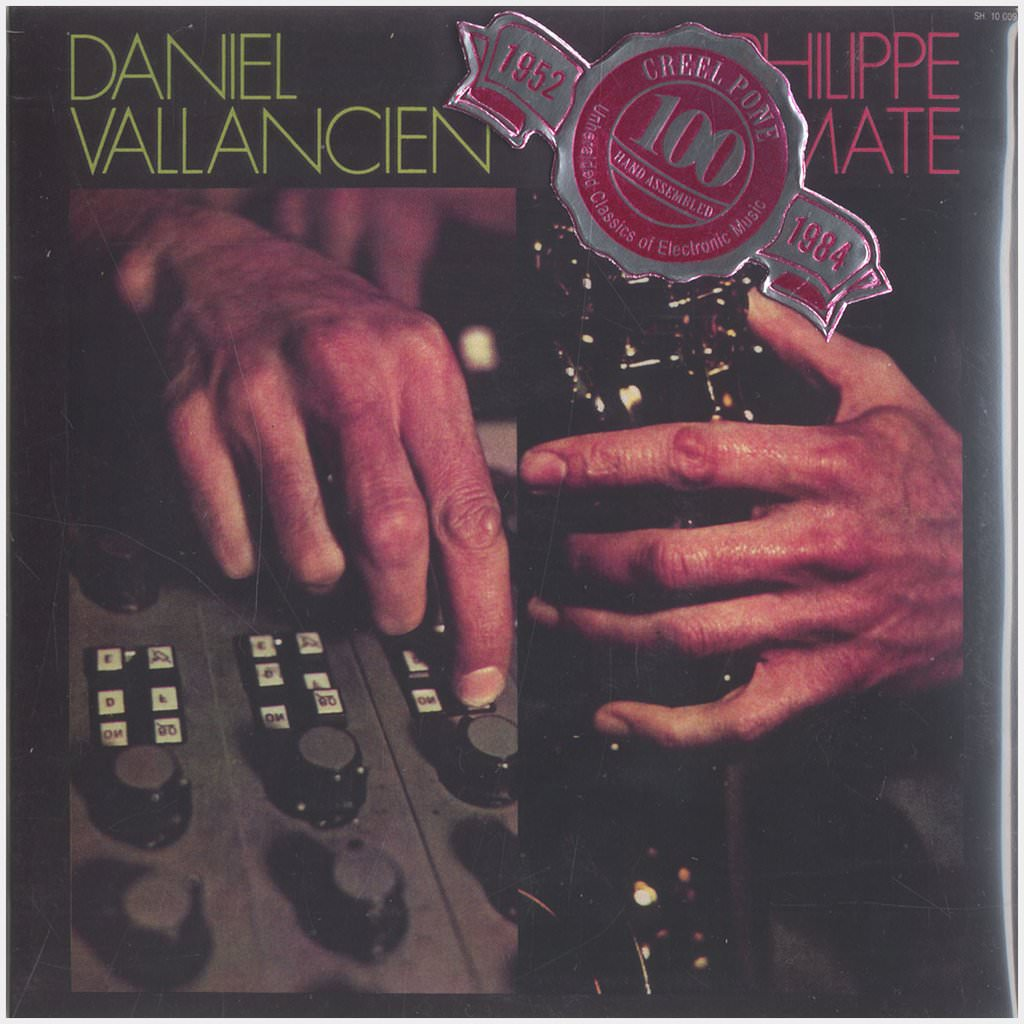 philippe maté - daniel vallancien - Maté/Vallancien