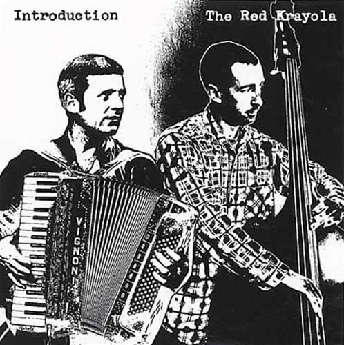 the red krayola - Introduction (Lp)