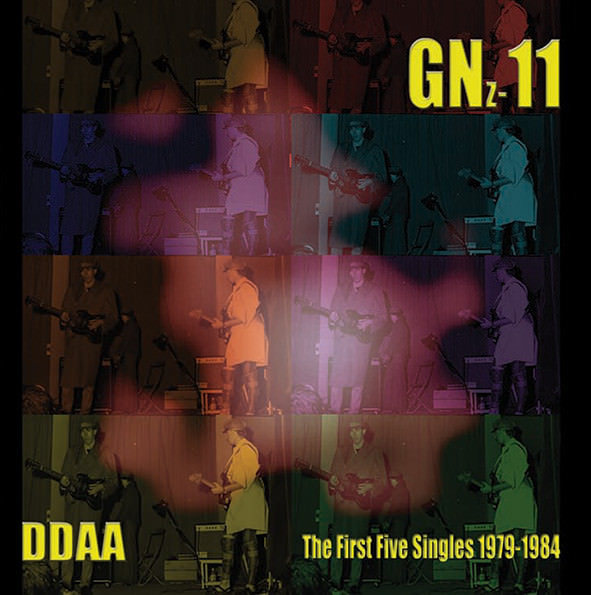 GNZ-11 THE FIRST FIVE SINGLES 1979-1984