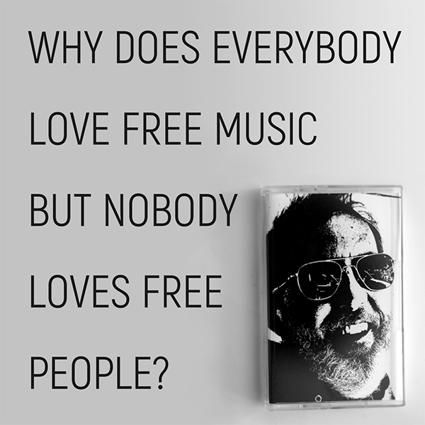 Why Does Everybody Love Free Music .. (2Lp)