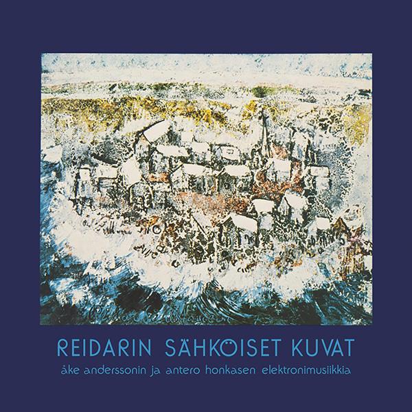 REIDARIN SäHKöISET KUVAT (LP)