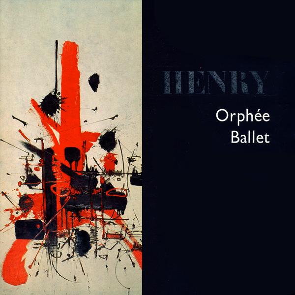 ORPHEE BALLET (LP)