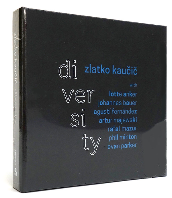 zlatko kaucic - Diversity (5CD Box)