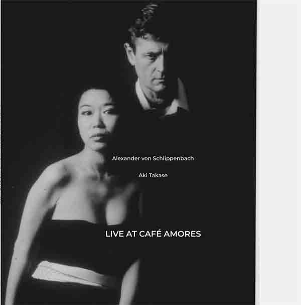 LIVE AT CAFE AMORES (LP)