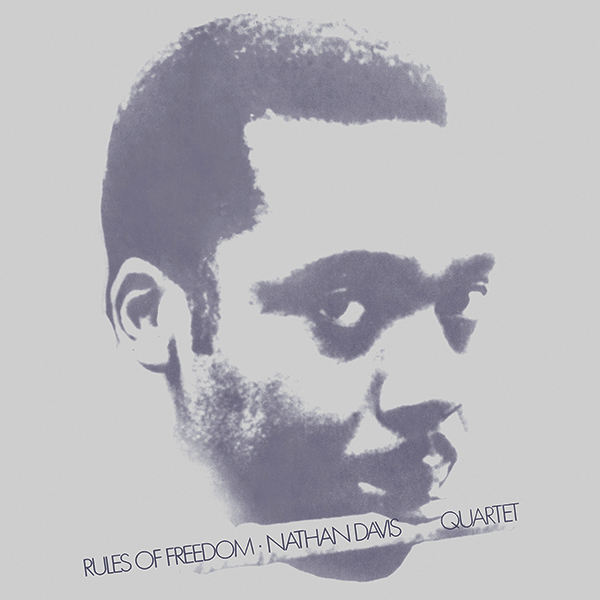 nathan davis - Rules Of Freedom (Lp)