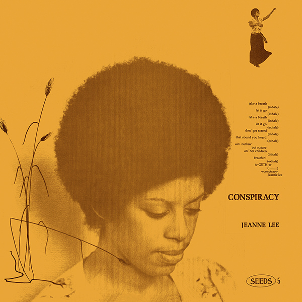 jeanne lee - Conspiracy (Lp)