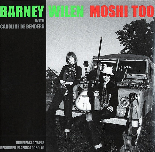 Moshi Too (Unreleased Tapes Recorded In Africa 1969-70)