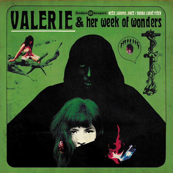 VALERIE AND HER WEEK OF WONDERS (SLEEVE A) LP