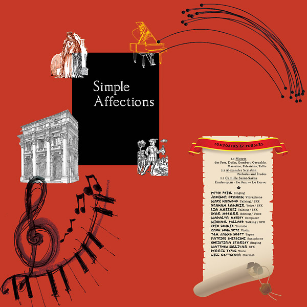 SIMPLE AFFECTIONS (LP)