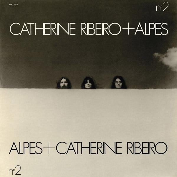 catherine ribeiro - alpes - N° 2 (Lp)