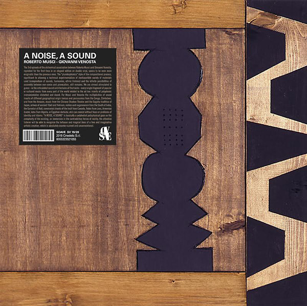 A NOISE, A SOUND (2LP)