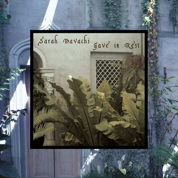 sarah davachi - Gave In Rest (Lp)