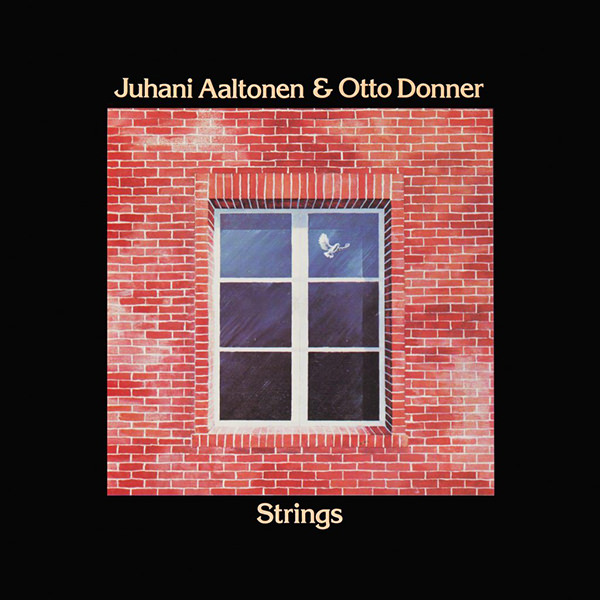 otto donner - juhani aaltonen - Strings (Lp)