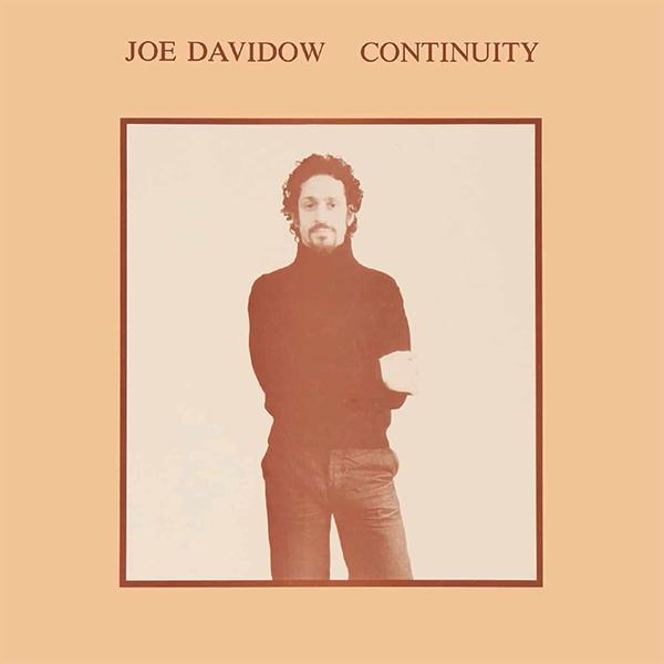 joe davidow - Continuity (Lp)
