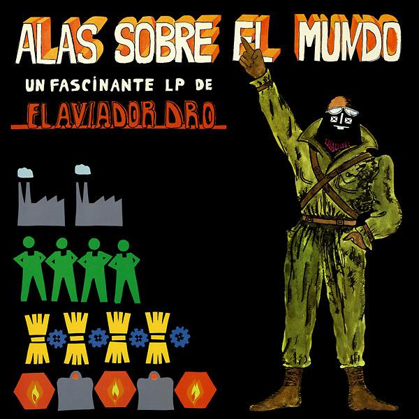 ALAS SOBRE EL MUNDO (LP)