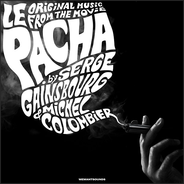 serge gainsbourg - michel colombier - Le Pacha OST (Lp)
