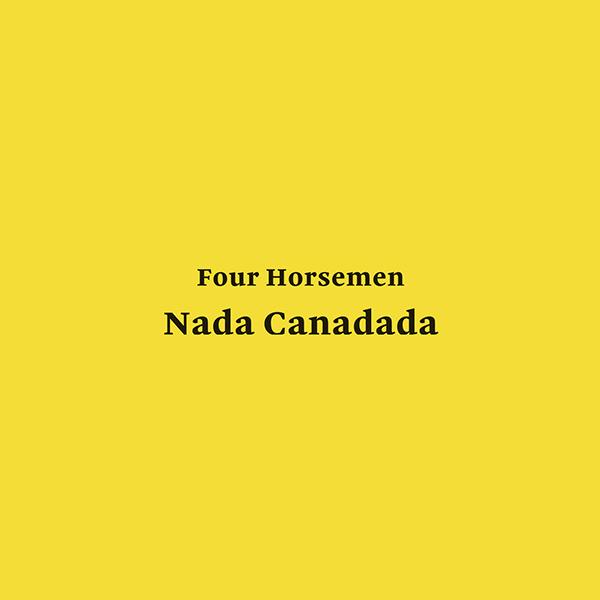 NADA CANADADA  (LP)