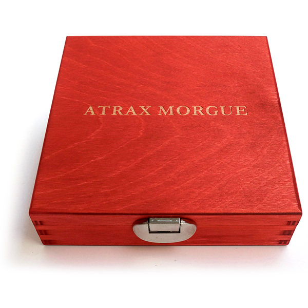 atrax morgue - Red Box (5CD box)