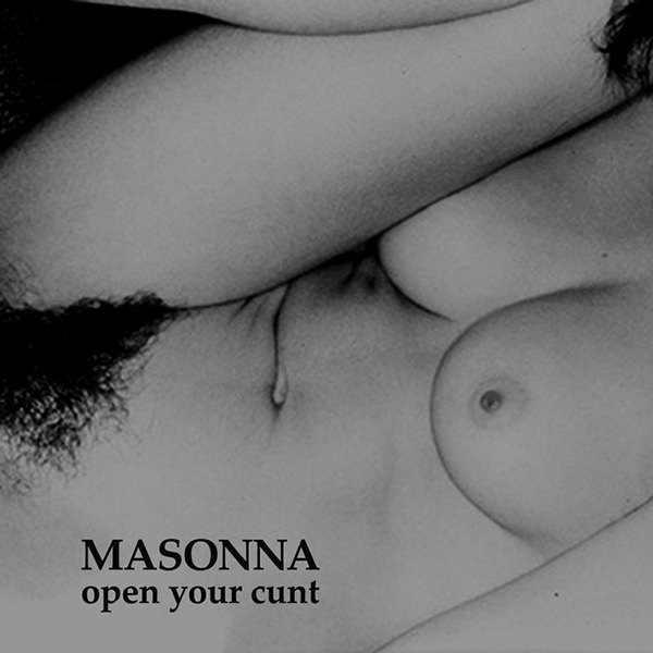 masonna - Open your cunt (Lp)