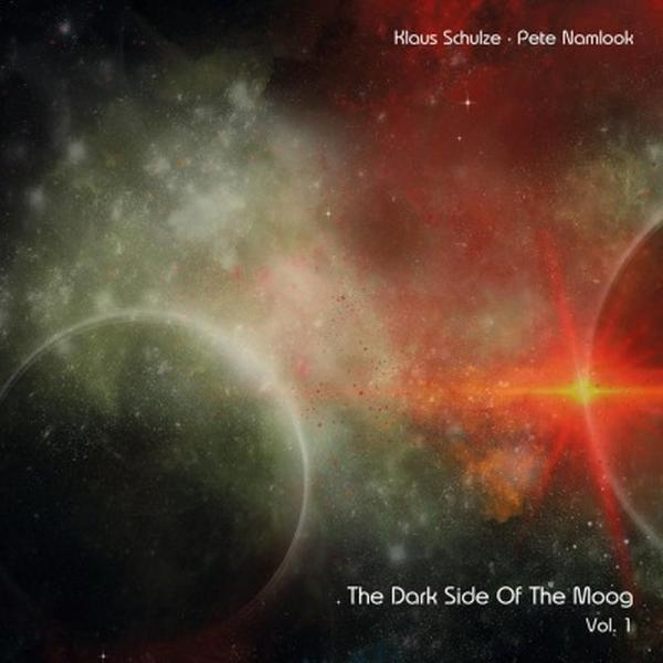 pete namlook - klaus schulze - The Dark Side Of The Moog Vol. 1 (2 Lp)