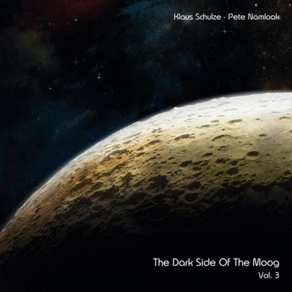pete namlook - klaus schulze - The Dark Side of the Moog Vol. 3 (2 Lp)