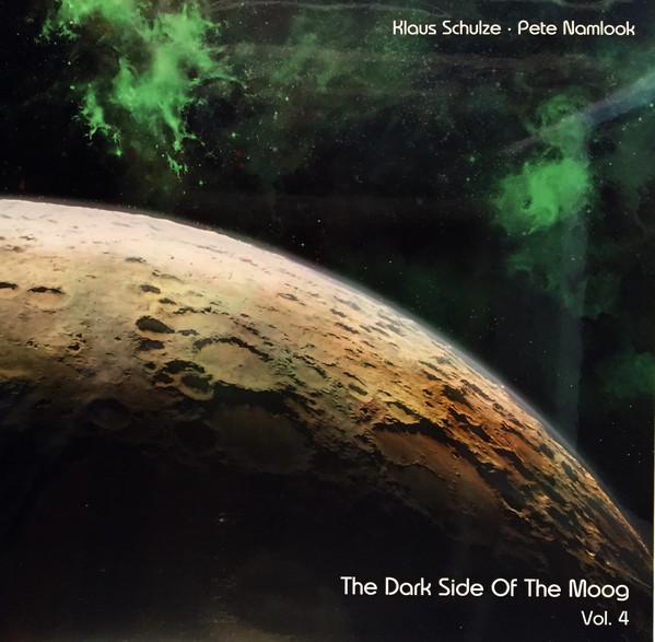 pete namlook - klaus schulze - The Dark Side Of The Moog Vol. 4 (2 Lp)