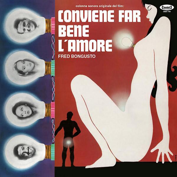 CONVIENE FAR BENE L'AMORE (LP)