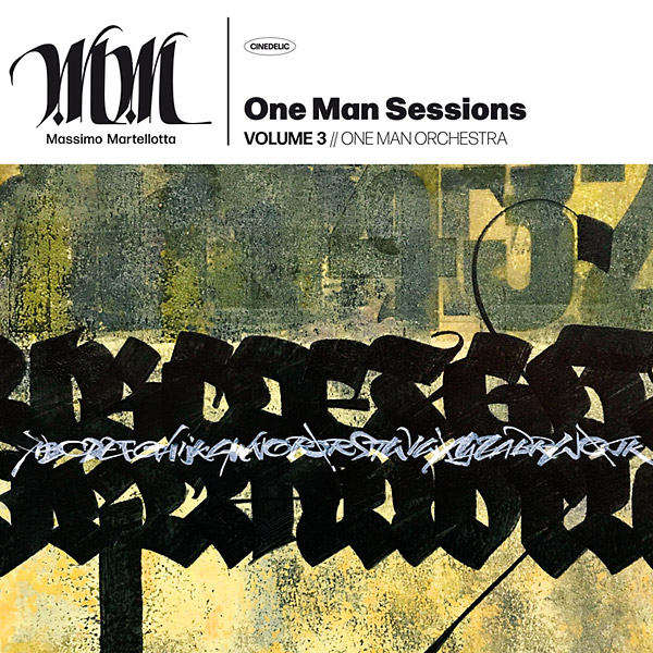 One Man Session Volume 3: One Man Orchestra (Lp)