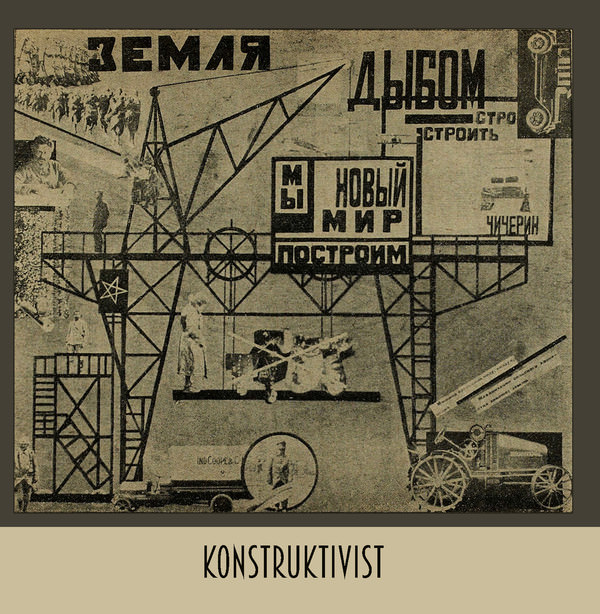 konstruktivists - The Last Moments Of 1923