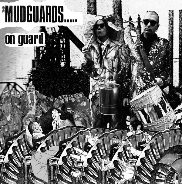 mudguards - On Guard (Lp)