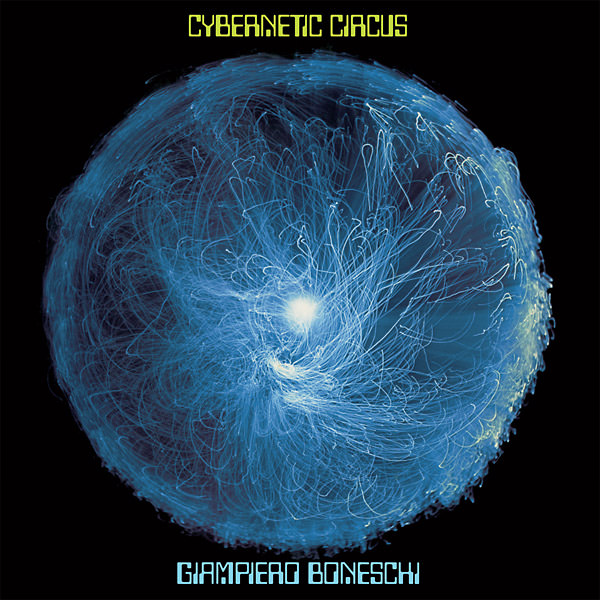 CYBERNETIC CIRCUS (LP)