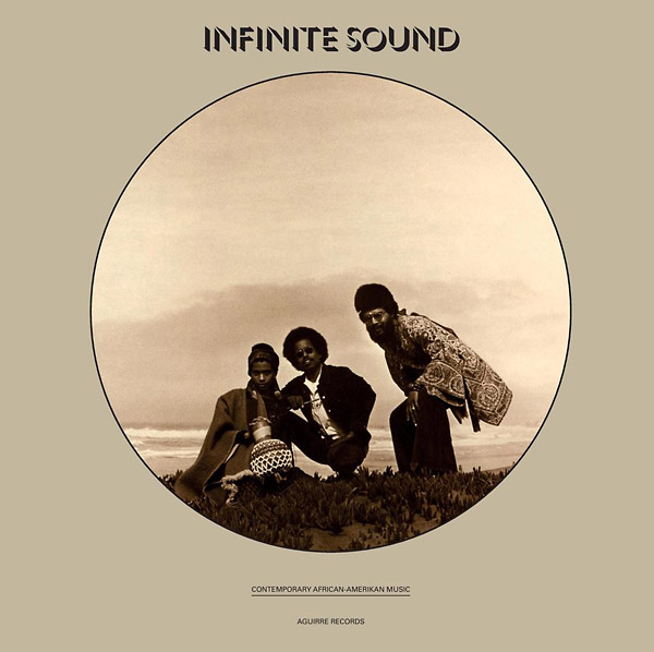 infinite sound - Contemporary African-Amerikan Music (Lp)