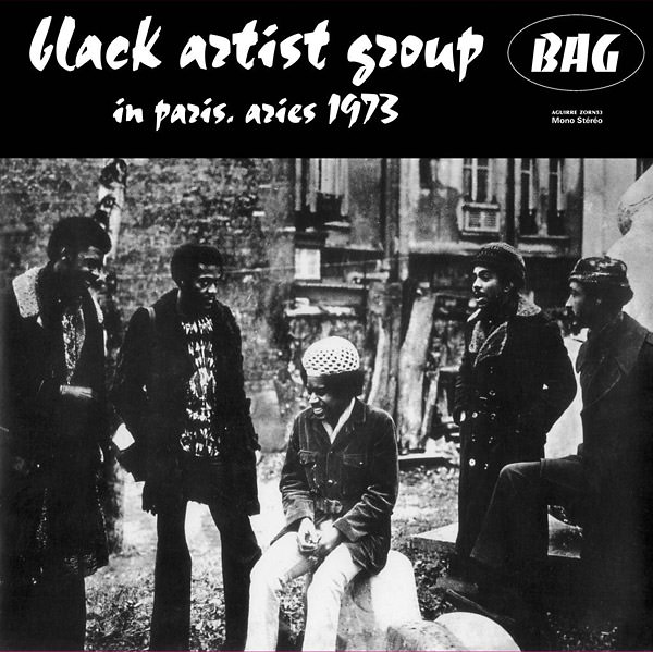 black artist group - In Paris, Aries 1973 (Lp)