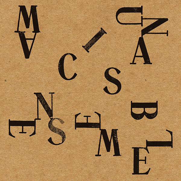 MACIUNAS ENSEMBLE (LP)