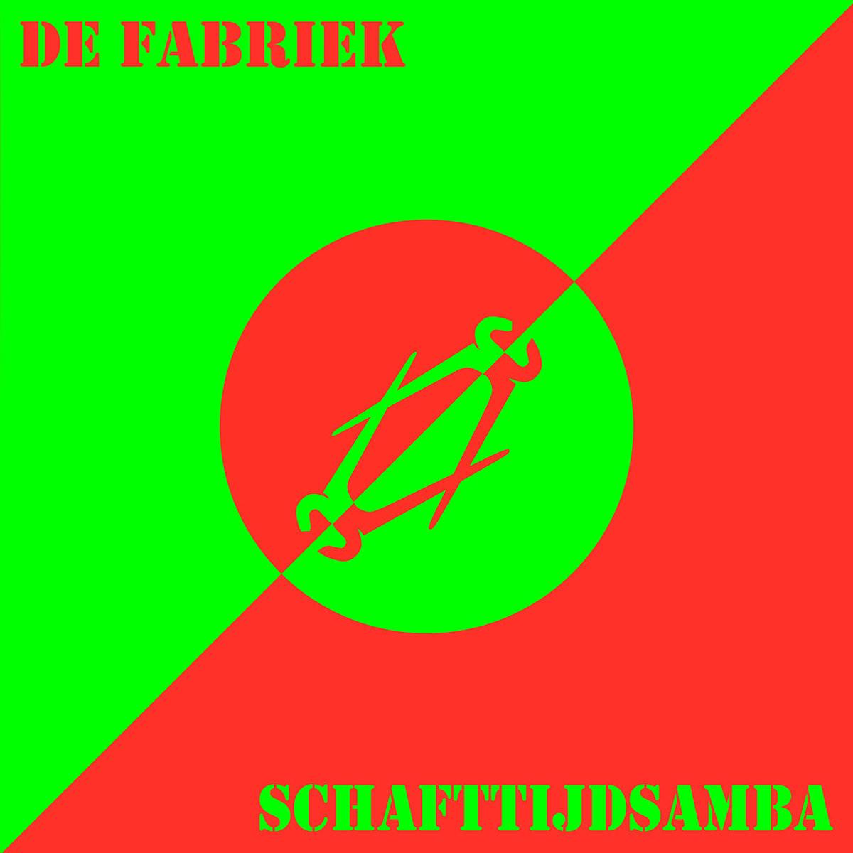SCHAFTTIJDSAMBA (LP)