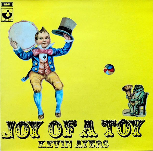 Joy Of A Toy (Lp)