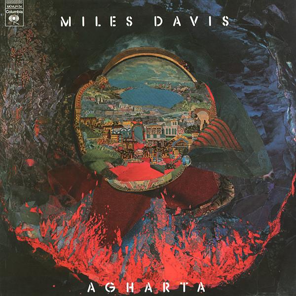 miles davis - Agharta (2 Lp)
