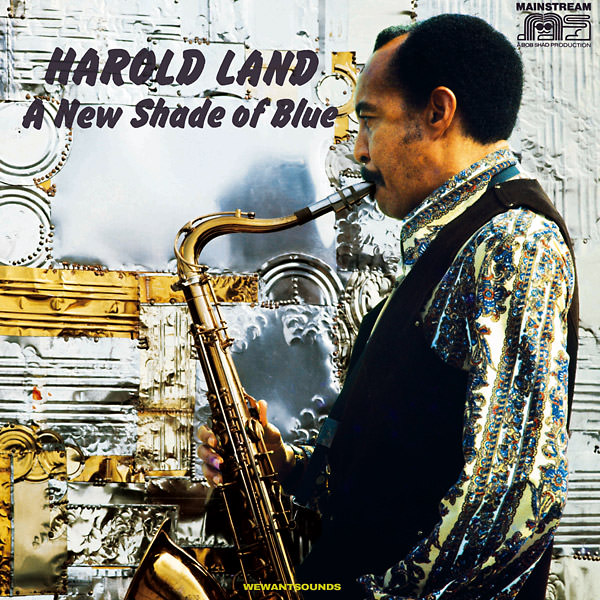 A New Shade of Blue (Lp)
