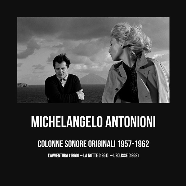 michelangelo antonioni - Colonne Sonore Originali 1957-1962 (Lp)