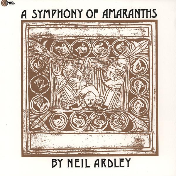 neil ardley - A Symphony Of Amaranths (Lp)