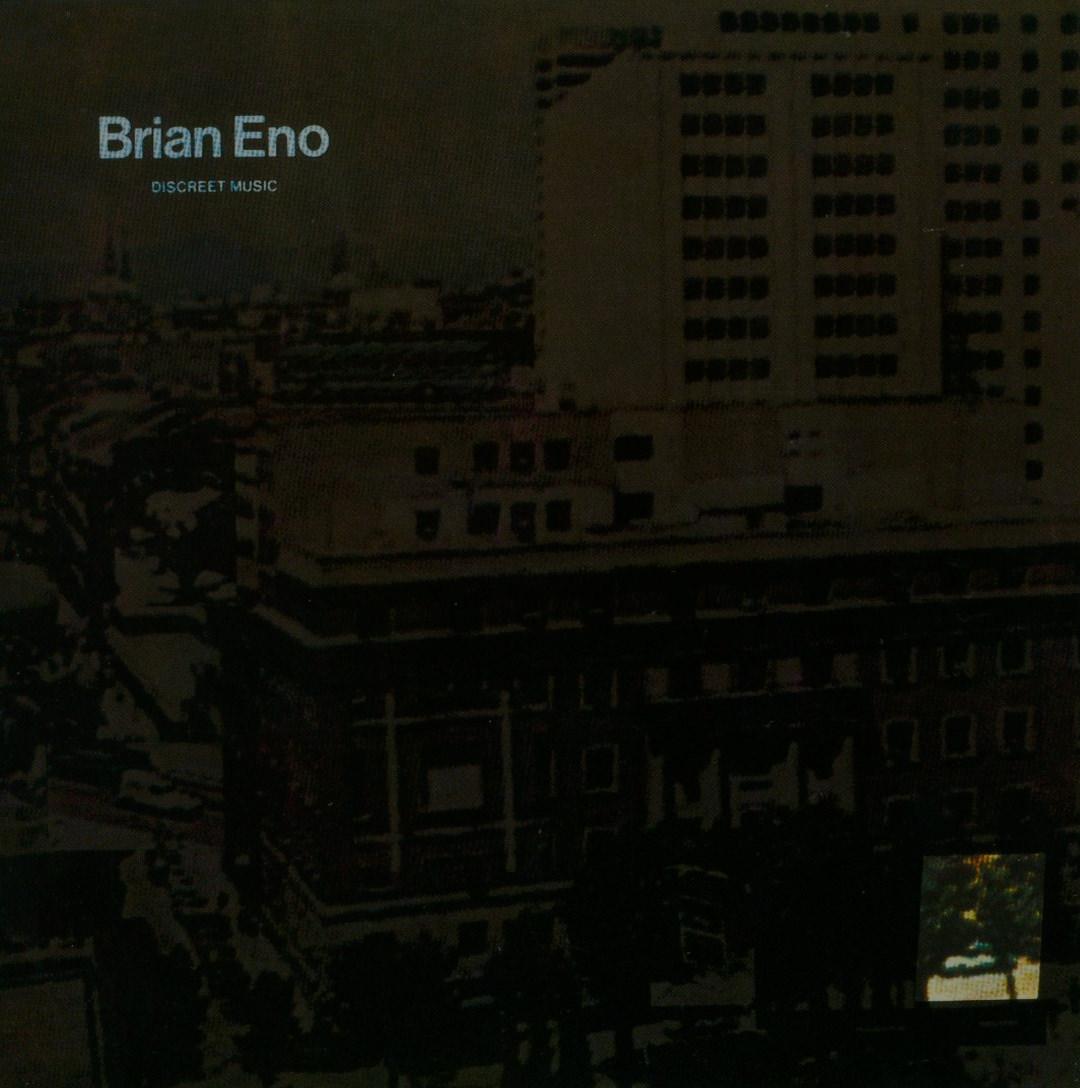 brian eno - Discreet Music  (Lp)