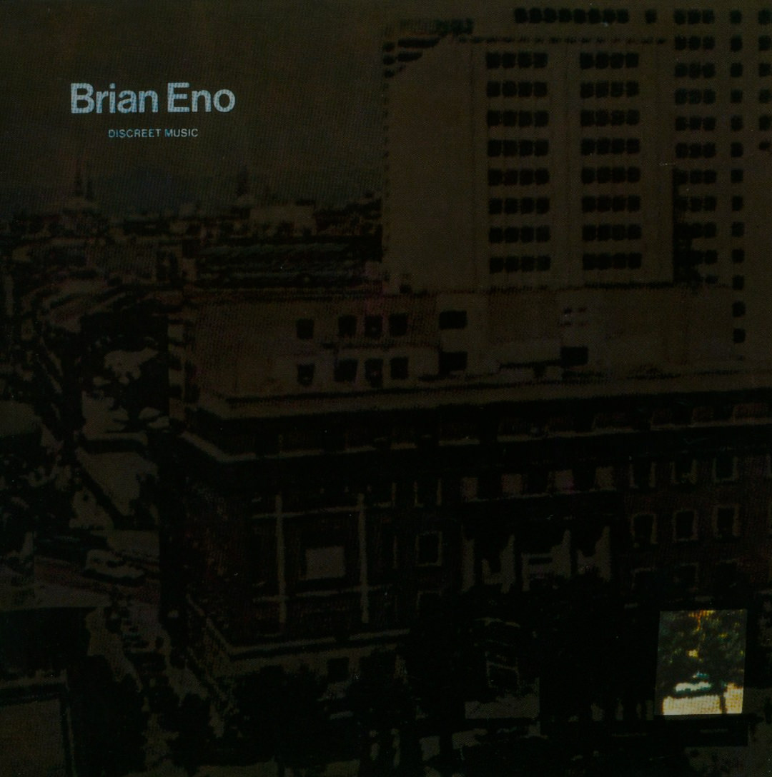 DISCREET MUSIC  (LP)
