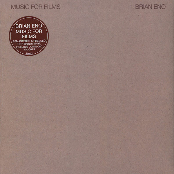 Music For Films  (Lp)